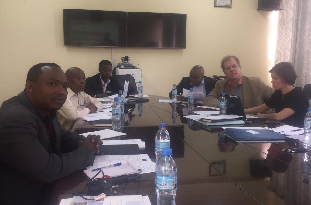 EU and TAEC final meeting on strengthening the technical capabilities of Tanzania Atomic Energy Commission
