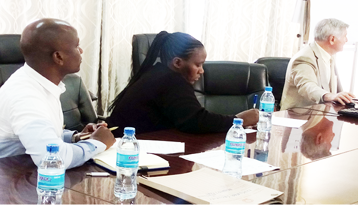Expert Mission on Evaluation of National Nuclear Regulatory – CBRN