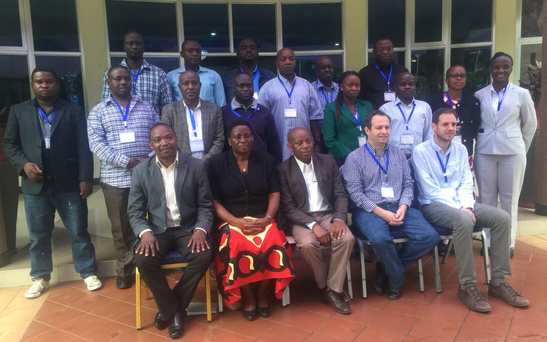 Regional Training Course on use of Georeferenced Fly Rounds for Cost-Effective Entomological Surveillance of Savannah Tsetse Species