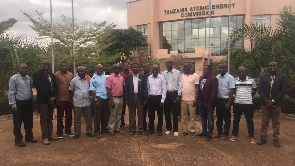 Training Course on Natural Occurring Radioactive Materials (NORM) and Sealed Radiation Sources in Mineral Processing Industries