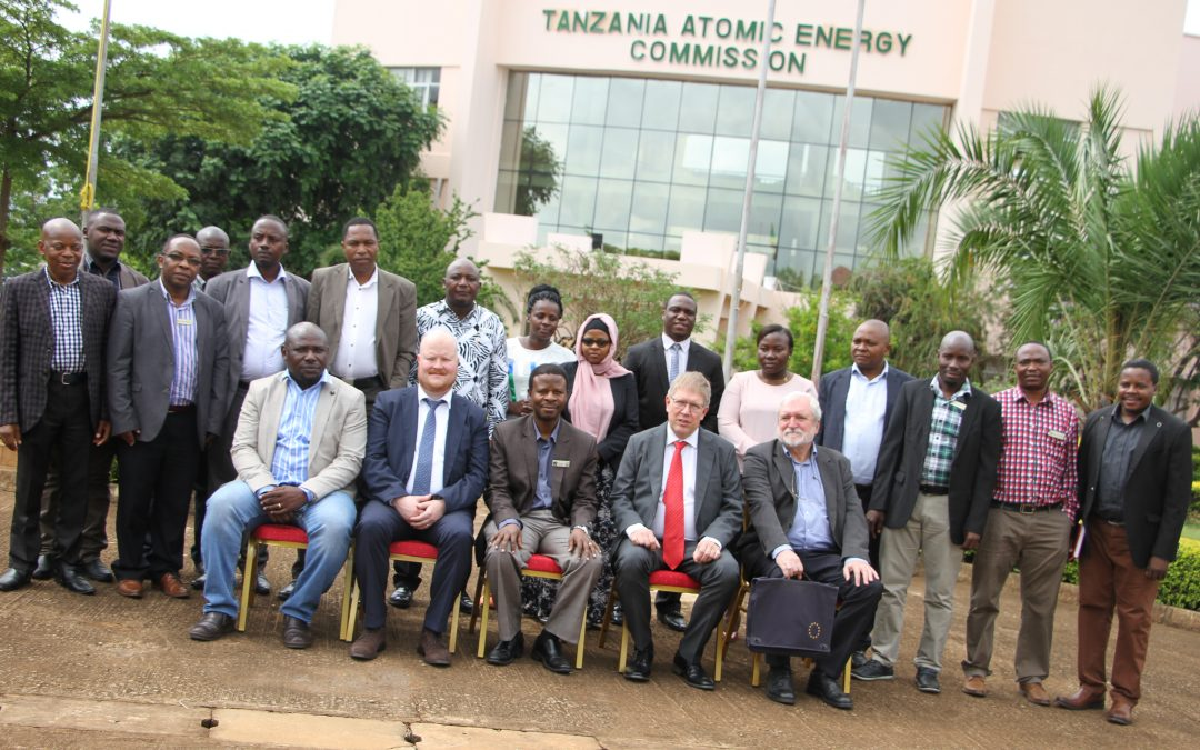 Workshop on Improving The Regulatory Activities and the Review of Existing Capacities and Capabilities in Regulating Uranium Mining in Tanzania