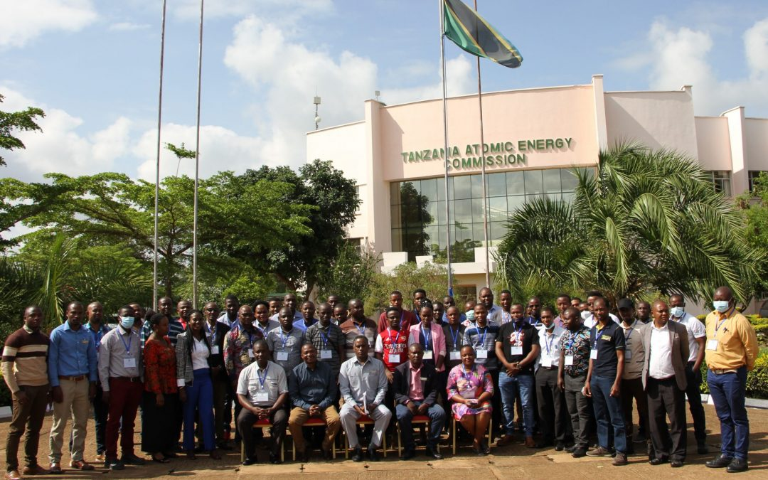 National Training Course on Applications of Radiation Technology for Non Destructive Techniques Conducted at TAEC Headquarters, Arusha