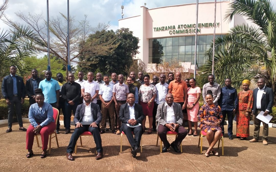 National Training Course on Radiation Safety for Users of Unsealed Radiation Sources and Baggage Scanner, 20-24 September 2021, Arusha